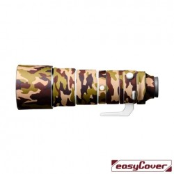 EasyCover Lens Oak Brown Camouflage pour Sony FE 200-600 F5.6-6.3 G OSS