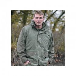 MilTec Parka Hunting (Polaire) Vert XXL