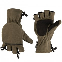 Gloves in Fleece Convertible