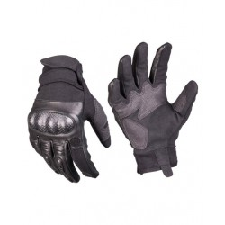 MilTec Gloves Reinforced Leather Tactical Gen II Size XL