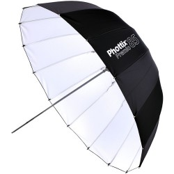 Phottix Premio Reflective Umbrella 85cm White