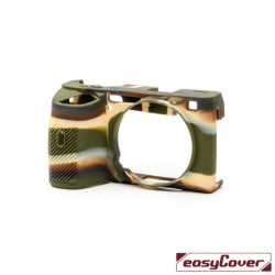 EasyCover CameraCase pour Sony A6600 Militaire