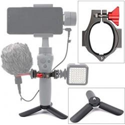 Picture Concept Mini Trépied + Support Flash pour DJI Osmo Mobile