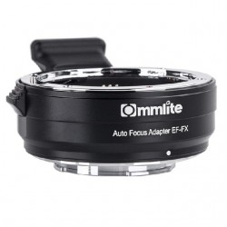 Commlite CM-EF-FX Adapter AF for Canon-Fuji X