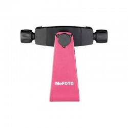 MeFoto Sidekick360Plus Hot Pink Smartphone Support