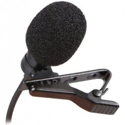 Boya BY-WM Omnidirectional Lavalier Microphone