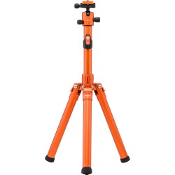 MeFOTO GlobeTrotter Air Travel Tripod Kit Orange