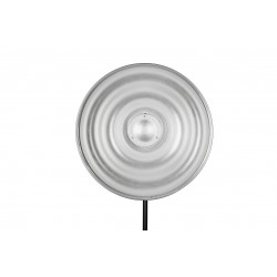 Quadralite 42cm Silver Wave Beauty Dish