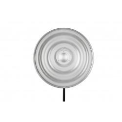 Quadralite 55cm Argenté/ Silver Wave Beauty Dish / Bol Beauté