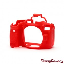 EasyCover CameraCase pour Canon 90D Rouge