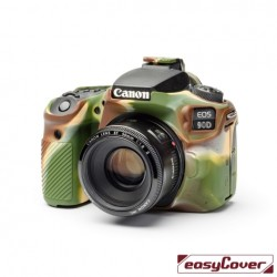 EasyCover CameraCase pour Canon 90D Militaire