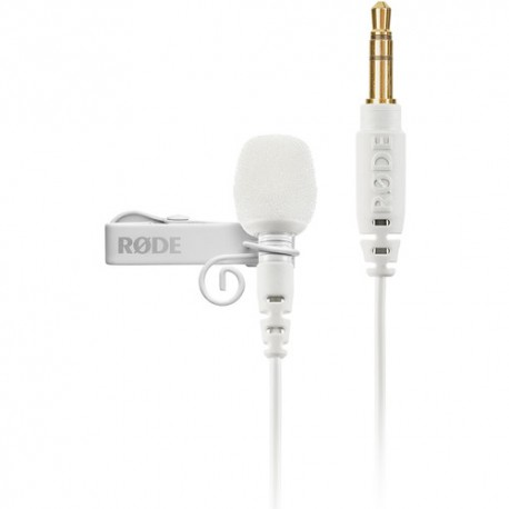 Rode Lavalier GO Microphone White for Wireless GO