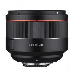 Samyang 85mm F2.8 AF Nikon F