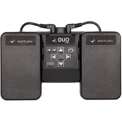 Airturn Duo 200 2-Pedal Bluetooth for Ipad/Android