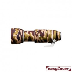 EasyCover Lens Oak Brown Camouflage for Sony FE 100-400mm F4.5-5.6 GM OSS