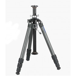 Leofoto LM-404C + GC-404C Tripod Kit with Geared column