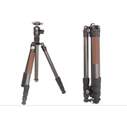 Leofoto 324CT+NB-46 Carbon Tripod Kit