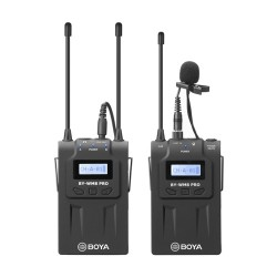Boya BY-WM8 Pro-K1-DE Wireless Microphone