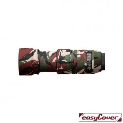 EasyCover Lens Oak Green camouflage for Sigma 100-400mm