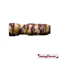 EasyCover Lens Oak Brown camouflage for Sigma 100-400mm