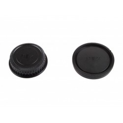Picture Concept Caps Front Rear for Sony E-mount