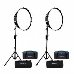 Nanlite Forza 60 LED dual kit