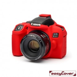 EasyCover CameraCase for Canon 850D Red