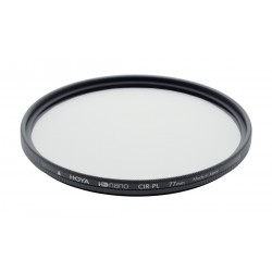 HOYA HD nano CIR-PL diam. 52mm Circular Polarizer Filter