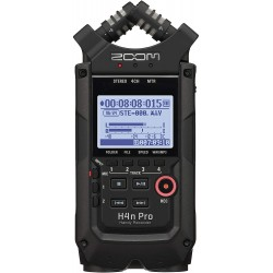 ZOOM H4n Pro Black Handy Recorder