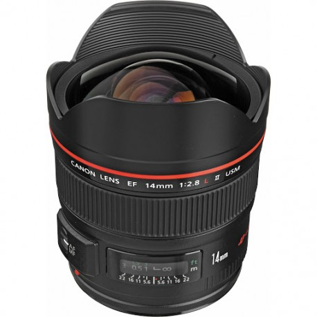 Canon EF 14mm f/2.8L II USM Lens - USED