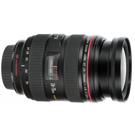 Canon EF 24-70mm f/2.8L USM Lens - USED