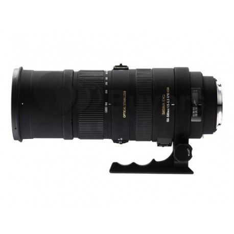 Sigma 150-500mm F5-6.3 DG OS HSM APO Lens for Canon - USED