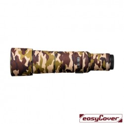 EasyCover Lens Oak Brown camouflage for Canon RF 800mm F/11 IS STM