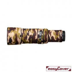 EasyCover Lens Oak Brown camouflage for Canon RF 600mm F/11 IS STM