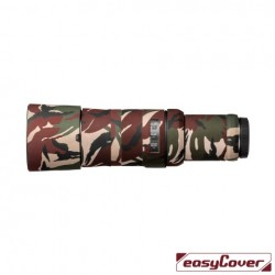 EasyCover Lens Oak Green camouflage for Canon RF 600mm F/11 IS STM