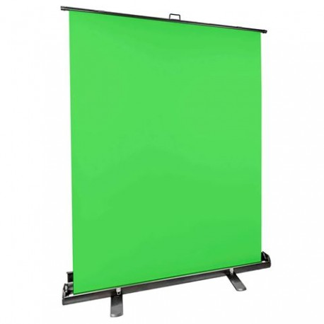 Picture Concept Roll-Up Screen 150x200 cm Chroma Green