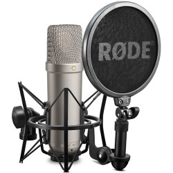 Rode NT1-A Cardioid Condenser Microphone 1