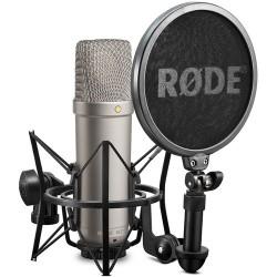 Rode NT1-A Microphone cardioïde à condensateur 1