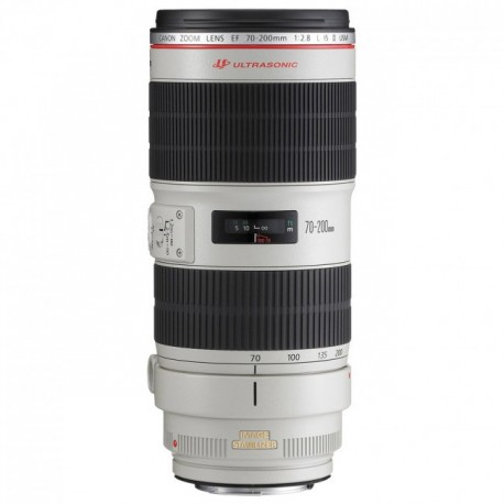 Canon EF 70-200mm f/2.8L IS II USM Lens - USED