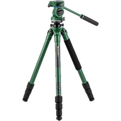 Benro Wild Series 1 with BWH4 Aluminum Tripod Green
