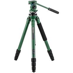 Benro Wild Series 2 with BWH4 Aluminum Tripod Green