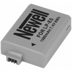 Newell LP-E5 Battery 1080mAh for Canon
