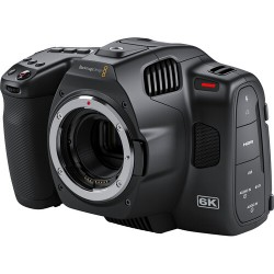 Blackmagic Design Pocket Cinema Camera 6K Pro monture Canon EF
