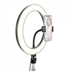 Picture Concept Bi-Color LED Ring Lamp RL10-USB