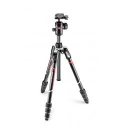 Manfrotto Befree Advanced Carbon Travel Tripod with Ball Head MH494-BH