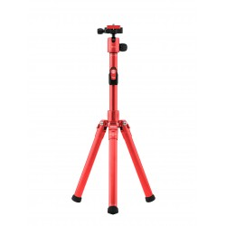 MeFOTO GlobeTrotter Air Travel Tripod Kit Red