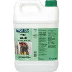 Nikwax Tech-Wash lavage Nettoyant pour vêtements imperméables 5L