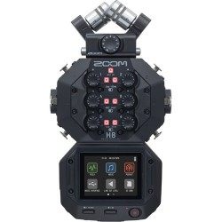 Zoom H8 8-Input 12-Track Portable Handy Recorder