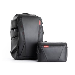 PGYTech OneMo Backpack 25L+Shoulder Bag Black