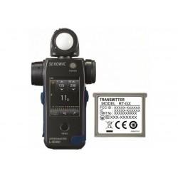 Sekonic Speedmaster L-858D + Transmitter Godox RT-GX Kit